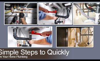 5 Simple Steps to Quickly Improve Your Home Plumbing