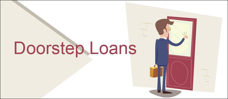 doorstep loans in Ireland