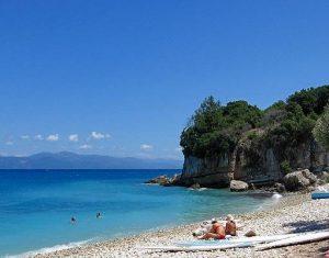 Monodendri Beach