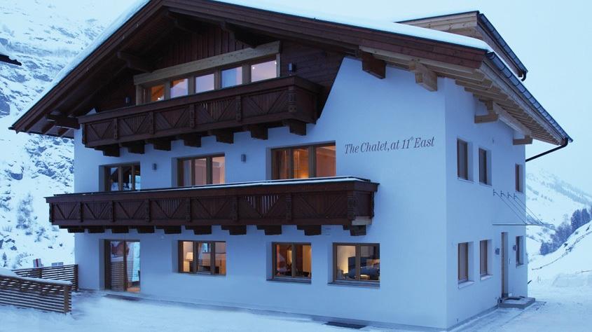 luxury ski resorts