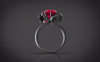 nerdy wedding rings online