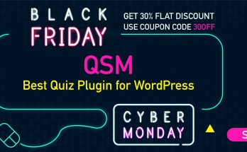 special offer on Black Friday
