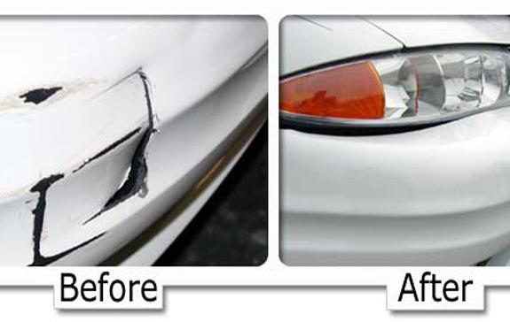 car bumper repair near me