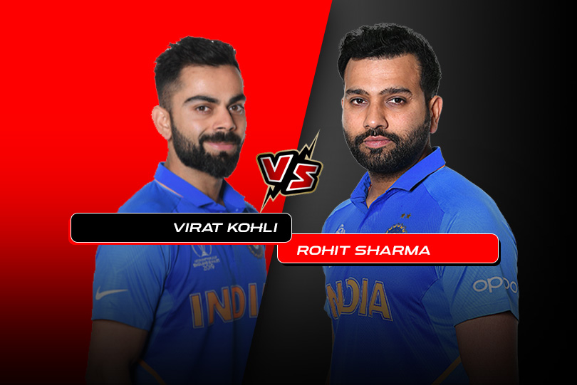 IPL Performance Stats - Virat Kohli vs Rohit Sharma