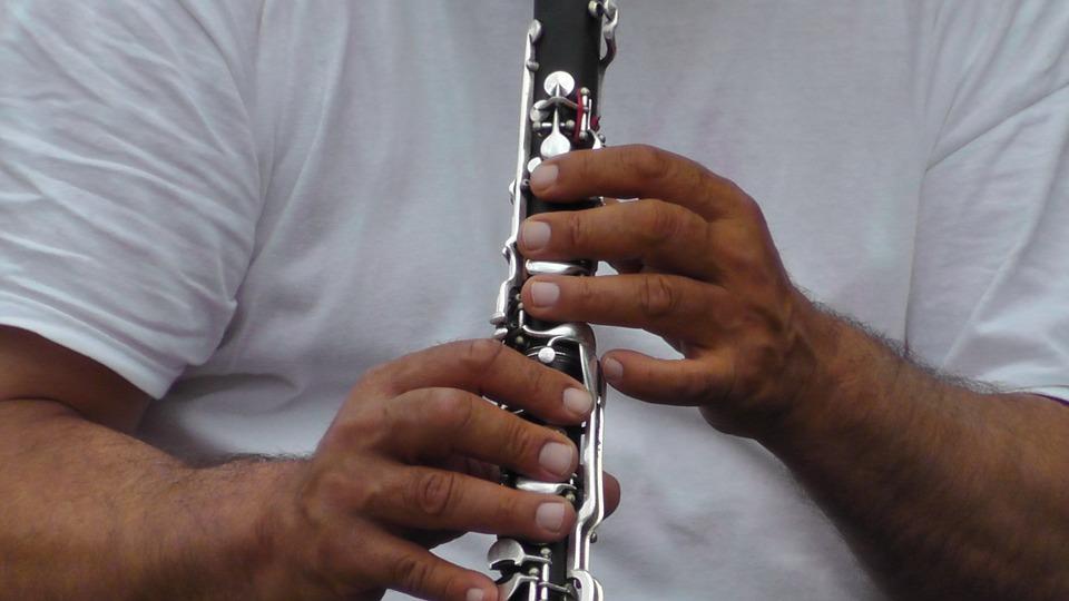clarinet lesson