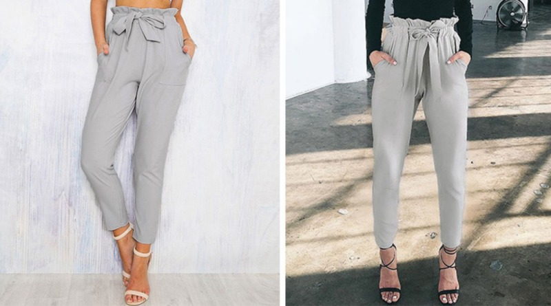 womens 3/4 trousers